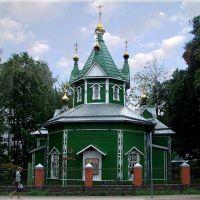 Церковь Пресвятой Троицы во Всеволожске, Ленинградской области., Всеволожск