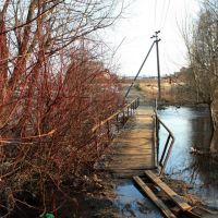 Мост на Баркановской, Всеволожск