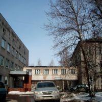 Всеволожская больница / Vsevolozhsk Hospital, Всеволожск