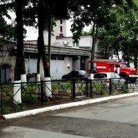 Fire brigade / Пожарная команда, Всеволожск