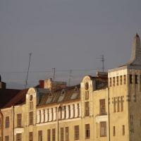 2006-07-Vyborg buildings, Выборг