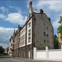 Vyborg. Street the Southern Rampart., Выборг