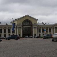 Estacion de Vyborg, Выборг