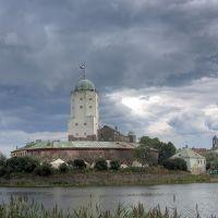 Vyborg. Castle - North stronghold., Выборг