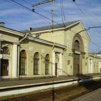 Vyborgs railway station, Выборг