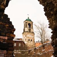 Старая башня, Выборг