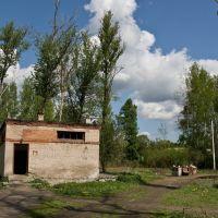 Общественный туалет / WC, Вырица