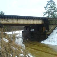Чёртов мостик, Вырица