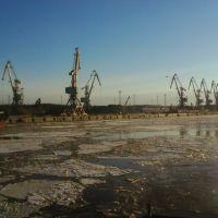 порт Высоцкий, Высоцк