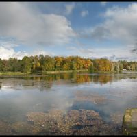 Gatchina. A mellow autumn., Гатчина