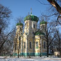 Gatchina. St. Pavels cathedral., Гатчина