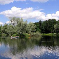Boating, Гатчина
