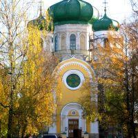 павловский собор, Гатчина