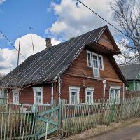 Дом на улице Пески, Дружная Горка