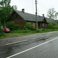 Дом в Дружной Горке, Дружная Горка