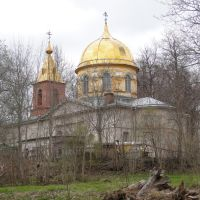 Church of the Transfiguration, Дружная Горка