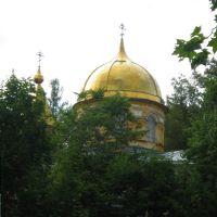 Орлинская церковь, Дружная Горка