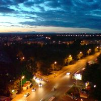 Derbyshki evening, Дубровка