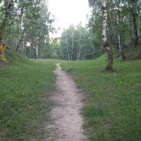 ж/д Казань-Бугульма: насыпь, Дубровка