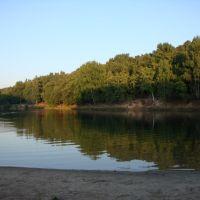 Бассейн в Дербышках, Дубровка