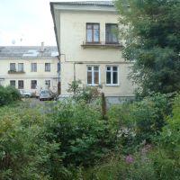 старый дворик в Дербышках, Дубровка