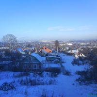 Вид на город=), Дубровка