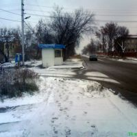 Остановка Котельная=)), Дубровка