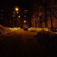 night Mira street, Дубровка