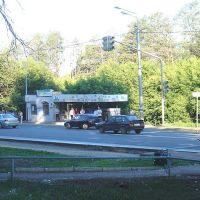 Остановка Строительное училище, Дубровка