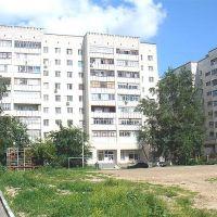 Двор у Стоматполиклиники, Дубровка