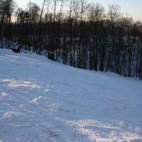Нагорный, горнолыжный склон, Дубровка