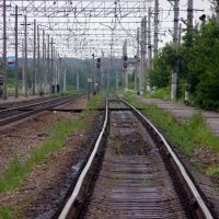Cт. Ефимовская (Б)(Station Efimovsky,side b), Ефимовский