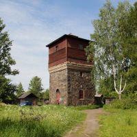 Водонапорная башня, Ефимовский