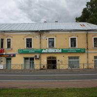 Дом на Приморском шоссе, Зеленогорск