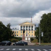 Памятник Ленину, Зеленогорск