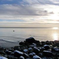 Finnish gulf,autumn 22.11.2005, Зеленогорск