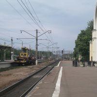 ЗЕЛЕНОГОРСК. Вокзал. / Zelenogorsk station., Зеленогорск