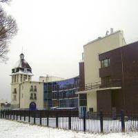 """ЗЕЛЕНОГОРСК. Отель «Терийоки» / Zelenogorsk. Hotel """"Terijoki"""", Зеленогорск"""