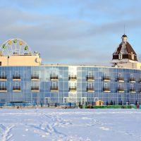 ЗЕЛЕНОГОРСК. Прибрежный отель. / Zelenogorsk. Waterfront hotel., Зеленогорск