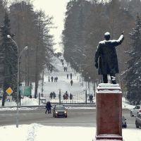 ЗЕЛЕНОГОРСК. Вид на парк. / Zelenogorsk. Park view, Зеленогорск