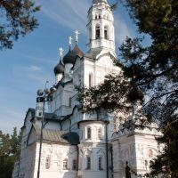 Зеленогорск. Церковь Казанской иконы Божьей Матери / Zelenogorsk. Church of Kazan Icon Mother of God, Зеленогорск