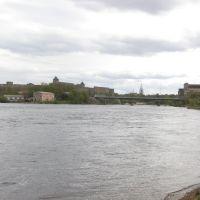Пограничная река, Ивангород