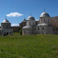 Церковь в крепости, Ивангород