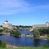 Narva-Ivangorod, Ивангород