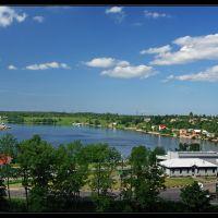 Narova river, Ивангород
