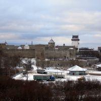 Крепость Ивангород_2004, Ивангород