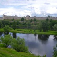 Narva, Ивангород