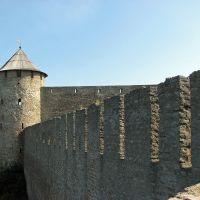 Ivangorod fortress., Ивангород