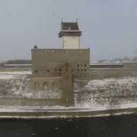 Narva Fortress, Ивангород