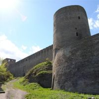 Ivangorod fortress, Ивангород